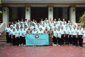 กิจกรรมตำรวจไทยใสสะอาด กิจกรรมจิตอาสา