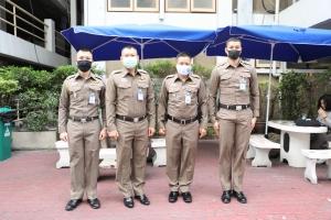 ปรับปรุงสถานที่พำนักสำหรับประชาชนและข้าราชการตำรวจ
