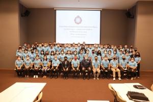 โครงการสัมมนาอบรมบุคลากรด้านงานอำนวยการและงานสืบสวน ประจำปีงบประมาณ 2563 ระหว่างวันที่ 22-23 ส.ค.63 ณ The Cop Seminar & Resort บางละมุง ชลบุรี