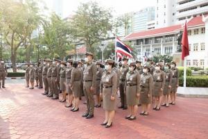 กิจกรรมเคารพธงชาติประจำเดือน มี.ค.2564